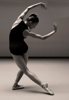 Photo: Melissa Bartucci for Nomad Contemporary Ballet 2014