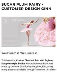 Tutu.com's Look Book 2018
