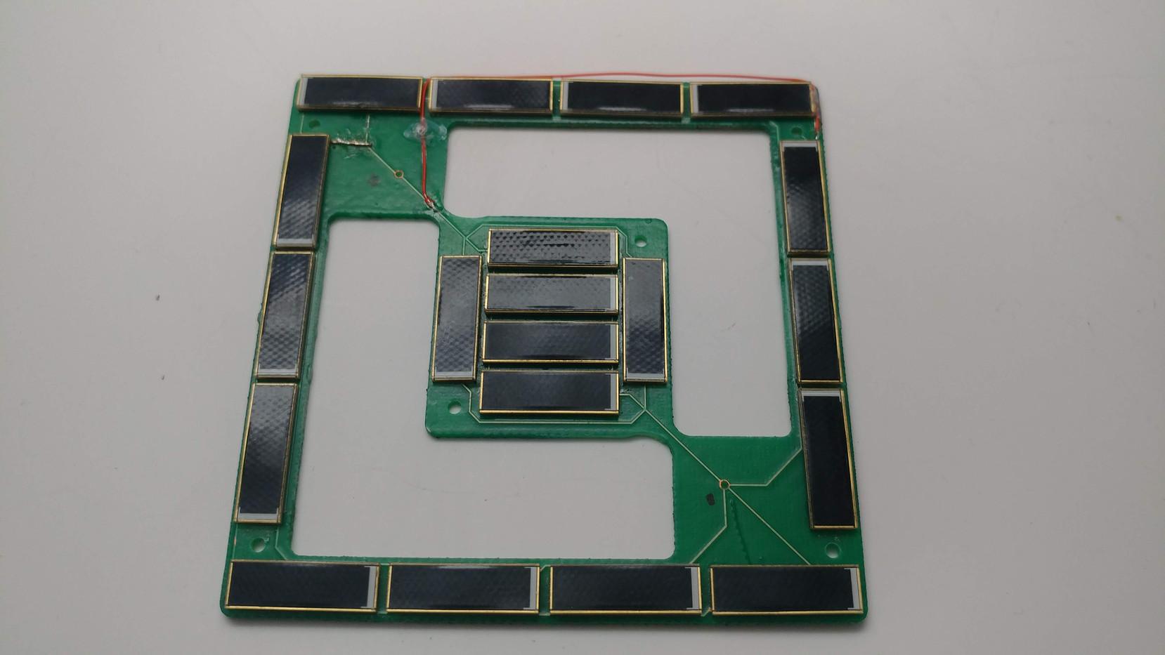 Custom Solar Panel