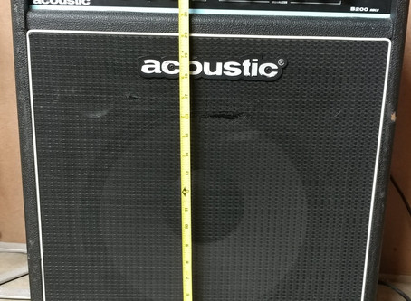 Star Wars Bass Amp Pair
