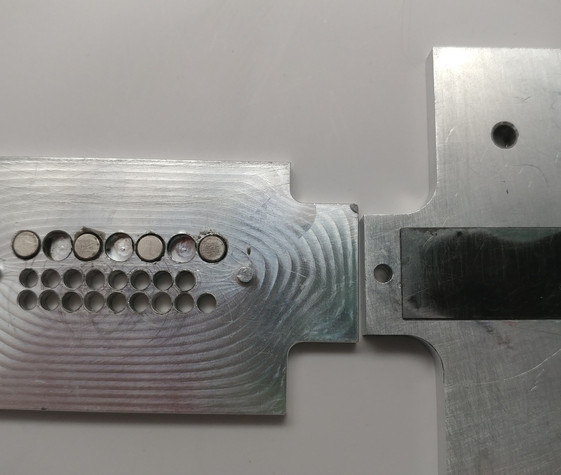 Magnetic Testing Fixtures