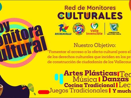 💃 Red de Monitores Culturales