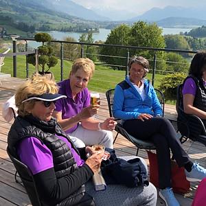 Ladies Golfreise nach Vuissens