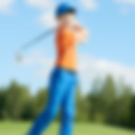 Boy playing golf in summer.jpg