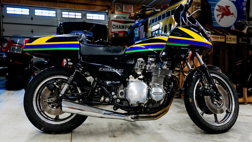 1978 Kawasaki KZ1000 Cafe