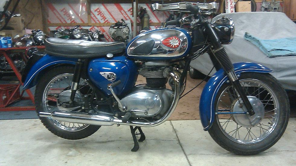 1965 BSA A50 Royal Star