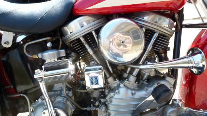 1959 Harley Panhead