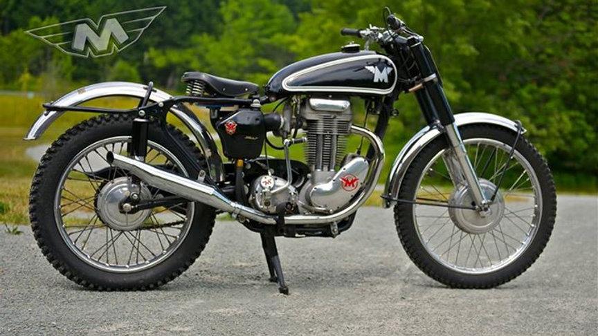 1957 Matchless G3L