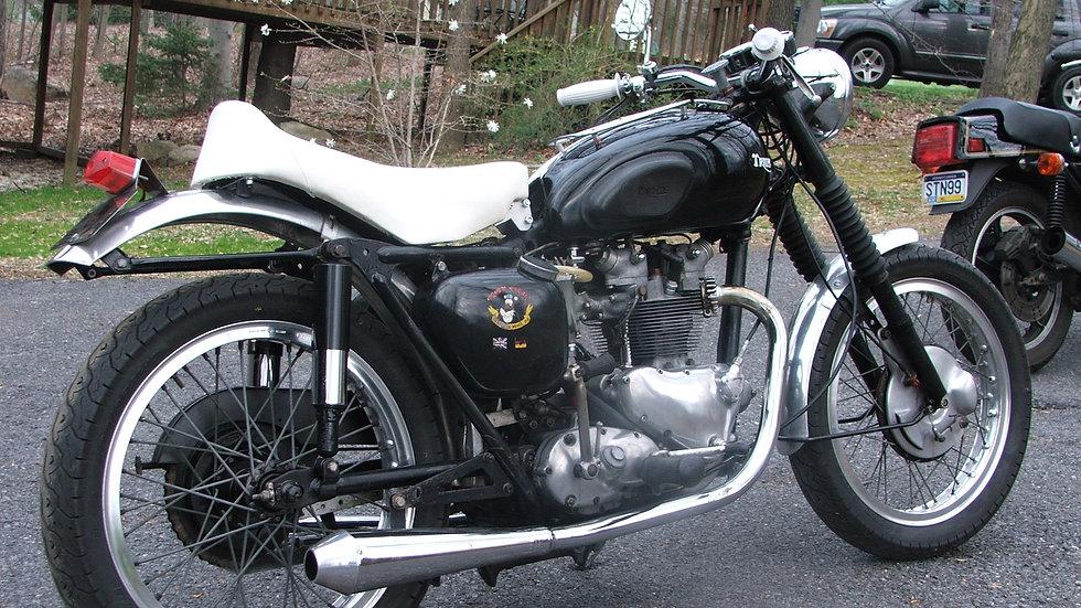 1955 Triumph Tiger 100