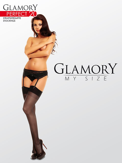 Glamory Perfect 20 Packaging