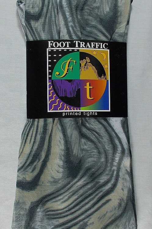 Foot Traffic Tights   Pattern is ANIMAL SWIRL 321AT