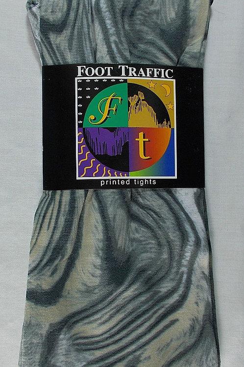 Foot Traffic Tights  Pattern is ANIMAL SWIRL 321AT