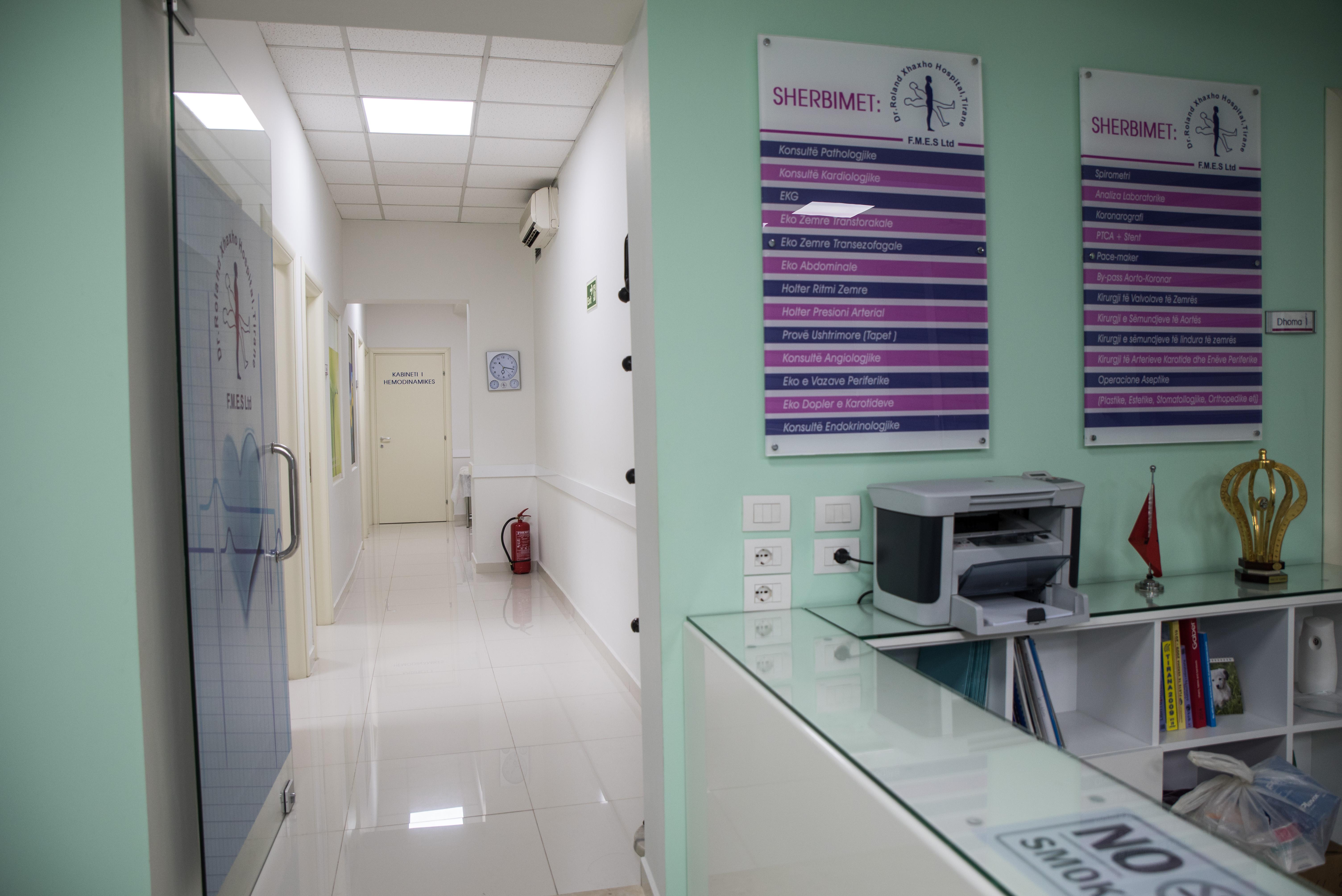 Shërmbimet në spitalin tonë