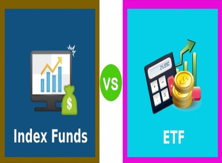 INDEX FUNDS AND ETF - HOW TO PASSIVELY INVEST IN THE MARKET