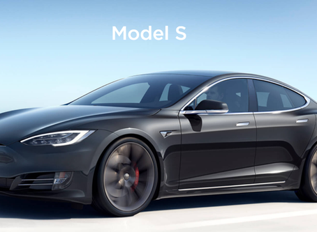 My blog thoughts on Tesla Share Price