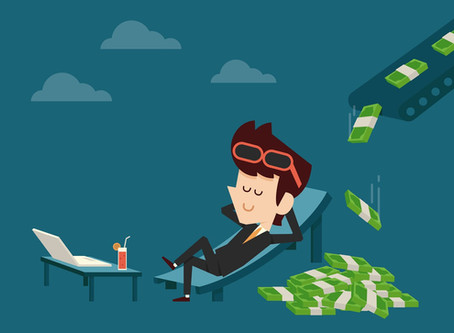 FINANCIAL TIPS FROM MILLIONAIRES - HOW TO BUILD PASSIVE INCOME
