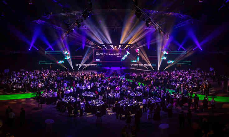 NZ Hi-Tech Awards