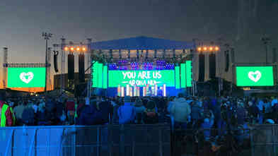 You Are Us Concert