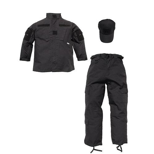 """Black """"Special"""" Affairs Uniform"""