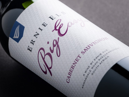 Ernie Els Wines - Big Easy Range