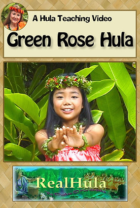 Green Rose Hula (DVD)
