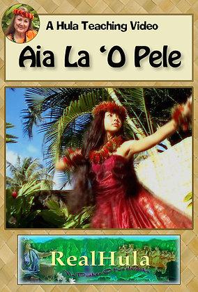 Aia La 'O Pele (DVD)