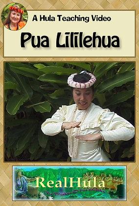 Pua Līlīlehua (DVD)