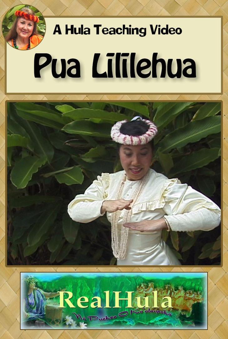 Pua Līlīlehua