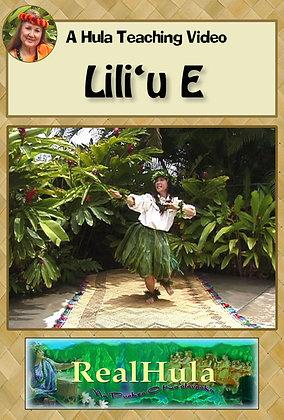 Lili'u E (DVD)