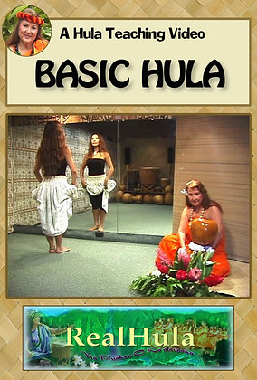 BASIC HULA (DVD)