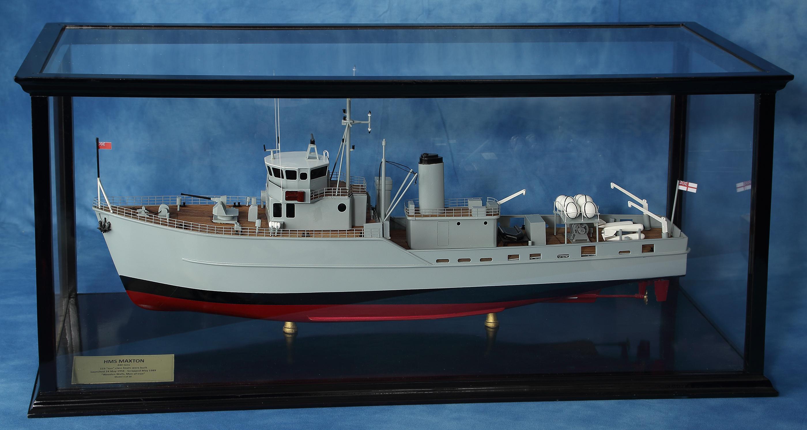 HMS MAXTON