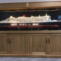 QM 2 WITH CABINET