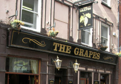 The Grapes Pub Liverpool