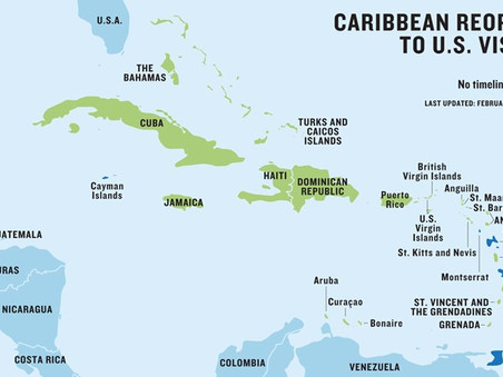 Caribbean islands open for travel: Entry rules and protocols