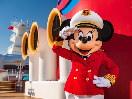 DISNEY CRUISE LINE CONFIRMS UK SAILINGS AND ON SALE DATE