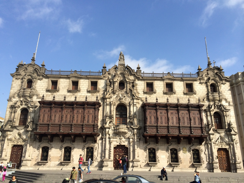 PERU LIMA ARCHITECT