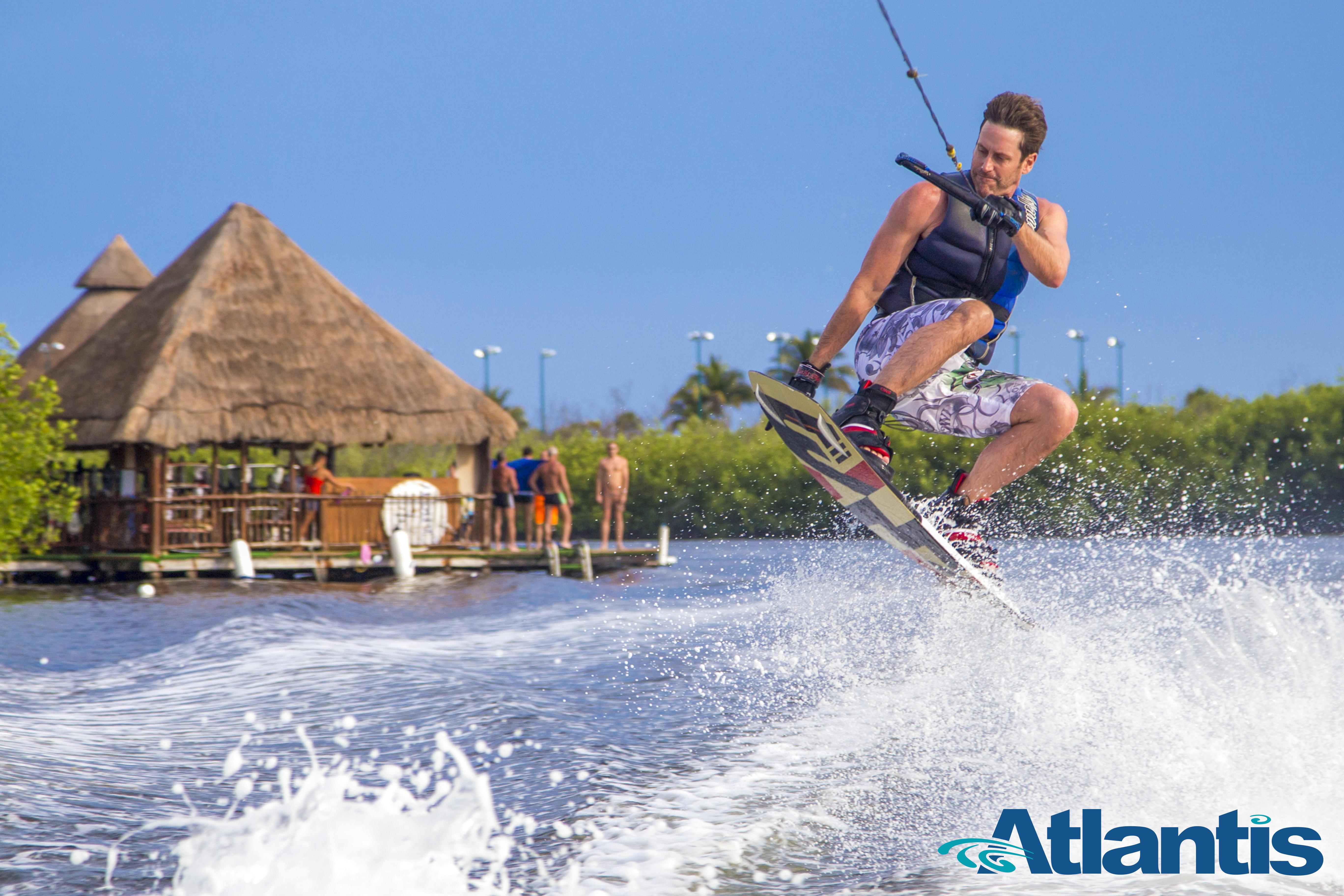 Resort-ski