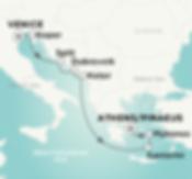 9 Days, Adriatic & Greek Isles Rendezvou