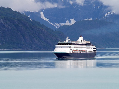 Cruising From U.S. Waters Could Restart By Mid-July, CDC Says
