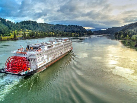 American Empress resumes Pacific Northwest river cruises