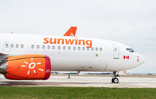 Sunwing-to-ground-737-MAX-8s-until-sprin