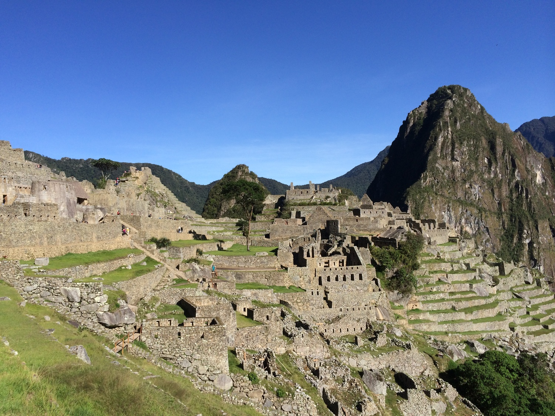 PERU MACHU PICCHU 1