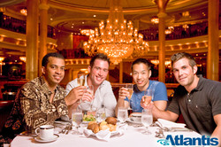 Atlantis-dining