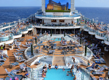 New to cruising? Here are all the terms you need to know