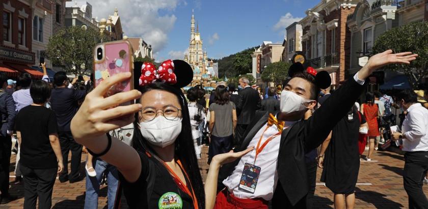 Hong Kong Disneyland is closing again due to coronavirus case surge!