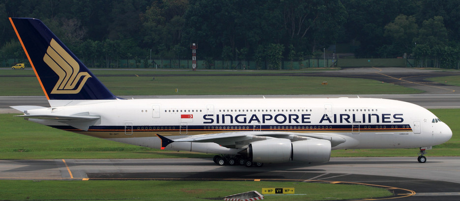 Singapore Airlines Has Converted a Parked A380 Plane Into a Restaurant