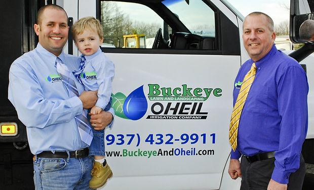 Buckeye Lawn and Landscaping Dayton Ohio