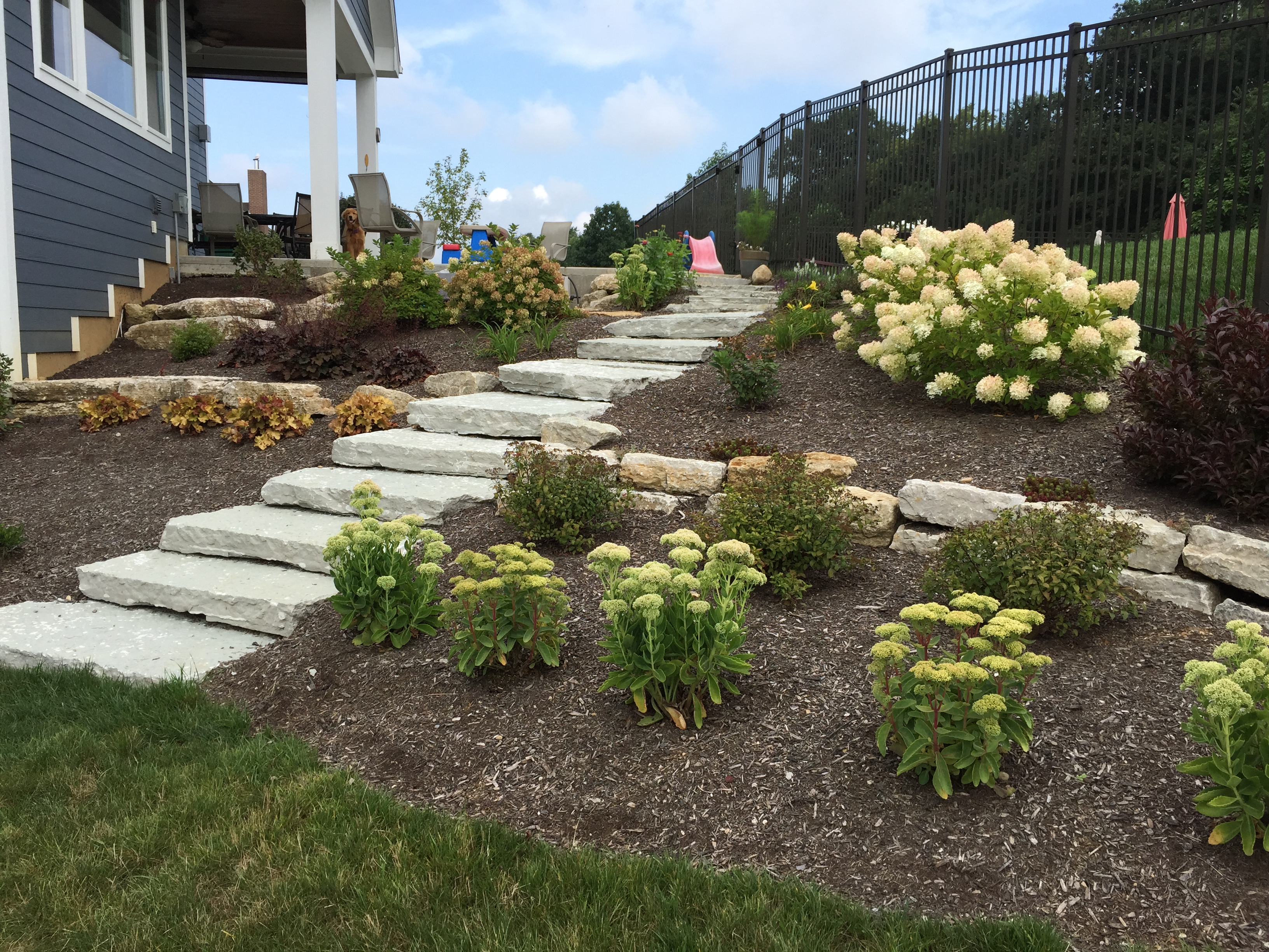landscaping dayton ohio