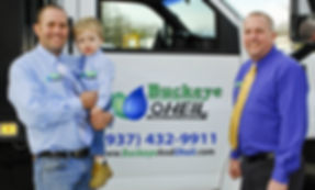 Buckeye Lawn and Landscaping Oheil Irrigation Company Dayton Ohio