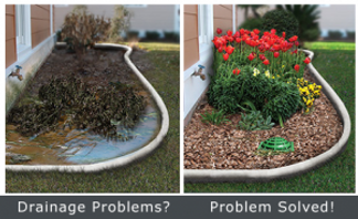 Drainage Solutions | Dayton, OH  | Buckeye Landscaping
